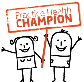 NHS Practice Health Champion